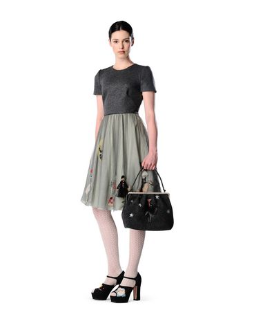REDValentino JR0VA1M518L 080 Cocktail dress Woman r
