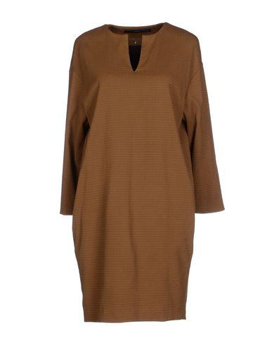 Короткое платье MAURIZIO PECORARO 34546306QI