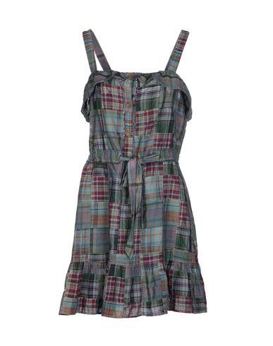 Короткое платье JUICY COUTURE 34549543JI