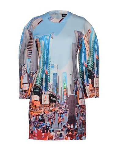 Короткое платье DIRK BIKKEMBERGS 34556070PB