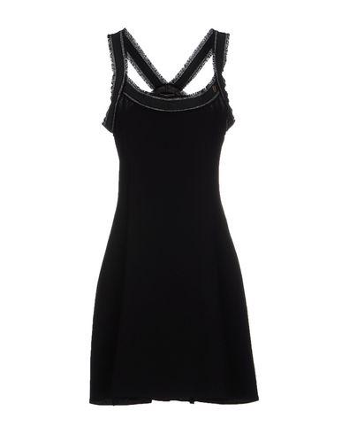 Короткое платье GALLIANO 34565075HH