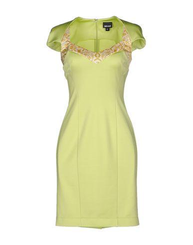 Платье до колена JUST CAVALLI 34566121WG