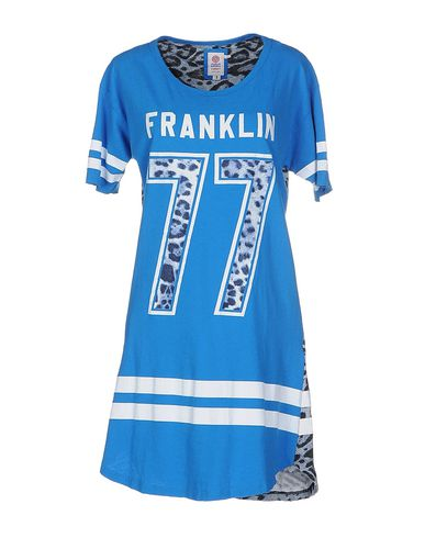 Короткое платье FRANKLIN & MARSHALL 34567123PJ