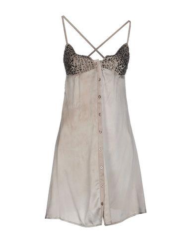 Короткое платье MET 34571189KT