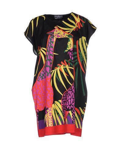 Короткое платье SALVATORE FERRAGAMO 34571248CR