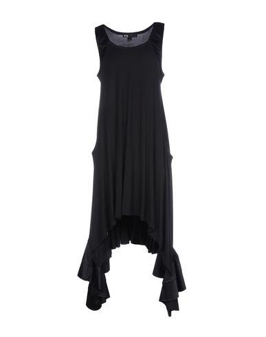 Платье до колена Y-3 34573162DF
