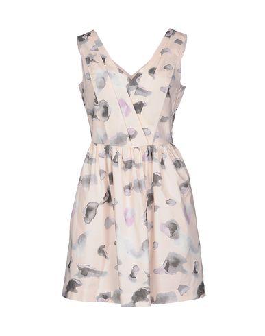 Короткое платье KARL LAGERFELD 34573323TC