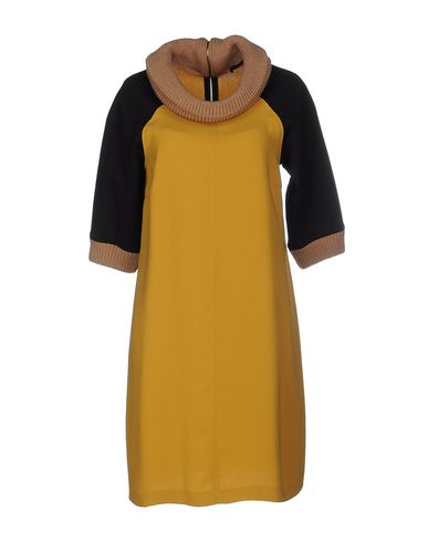 Короткое платье JO NO FUI 34577692IR