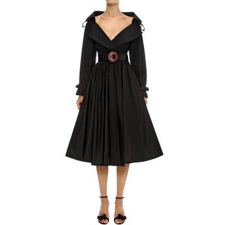 ALEXANDER MCQUEEN, Mid-length Dress, Trench Cocktail Dress