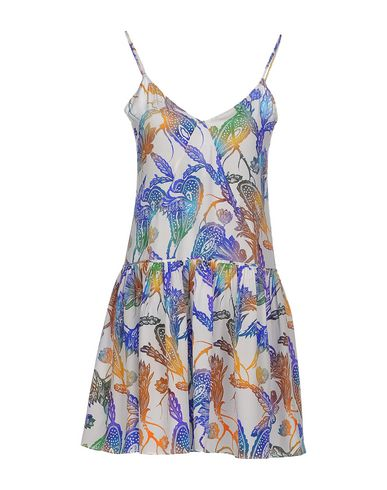 Короткое платье MATTHEW WILLIAMSON 34581184DD