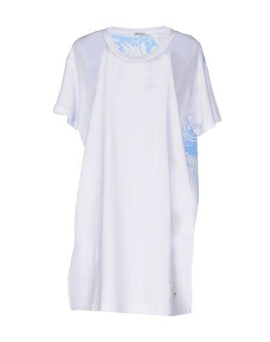 Короткое платье MIU MIU 34581582DB