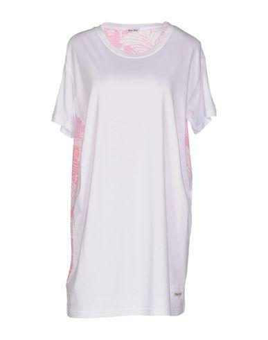 Короткое платье MIU MIU 34581582HS
