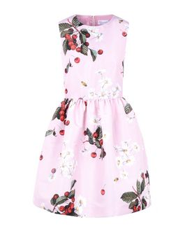 REDValentino KR3VA26024C 159 Printed dress Woman a