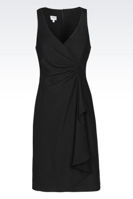Armani 3/4 Length Dresses Women dress in cady