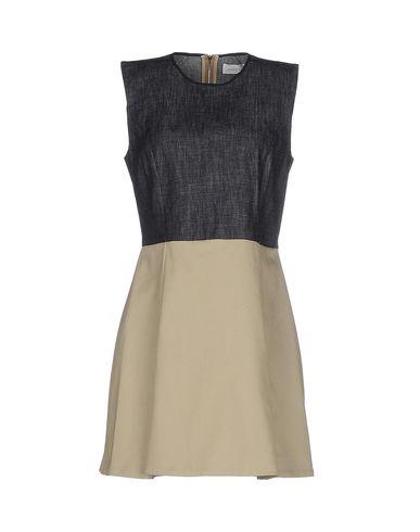 Короткое платье VICTORIA BECKHAM DENIM 34588993CK