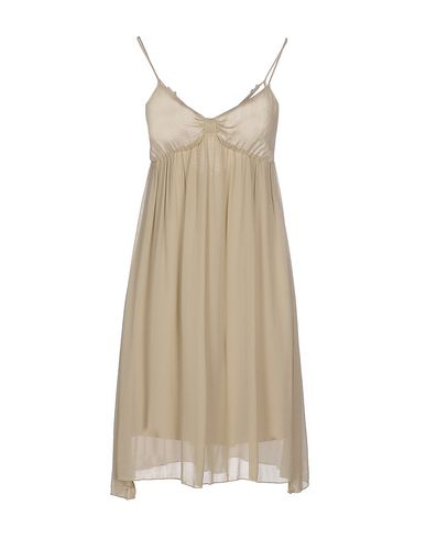 Короткое платье CRISTINA GAVIOLI COLLECTION 34589016HL