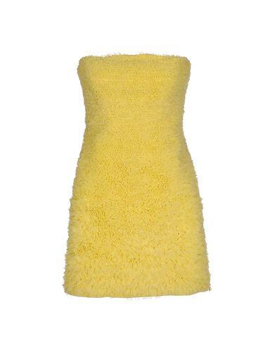 438f815b1f Vestido mini de mujer color amarillo de ELISABETTA FRANCHI GOLD ...