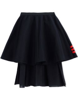 Y-3 3D MESH LAYER SKIRT