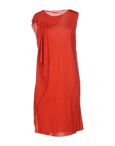 Платье до колена BOTTEGA VENETA 34595266KF