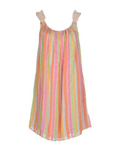 Короткое платье MAURIZIO PECORARO 34603621SK