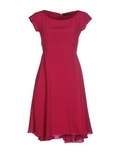 Короткое платье MAURIZIO PECORARO 34603632DK