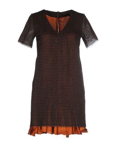 Короткое платье MAURIZIO PECORARO 34603636SD