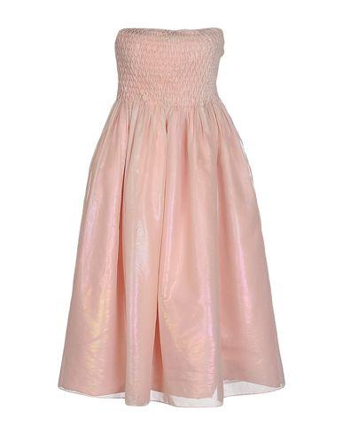 Платье до колена MAURIZIO PECORARO 34604335ET