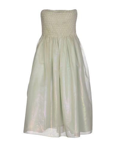 Платье до колена MAURIZIO PECORARO 34604335HT