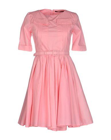 Короткое платье MAURIZIO PECORARO 34604388JJ