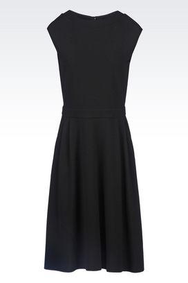 Armani Jersey dresses Women dress in viscose blend