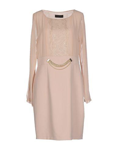 Короткое платье CRISTINA GAVIOLI COLLECTION 34608532PM