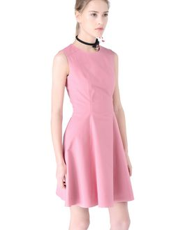 REDValentino Stretch Cotton dress