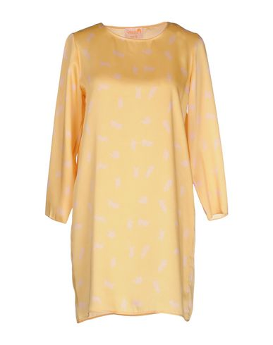 Короткое платье от DOLORES PROMESAS EARTH