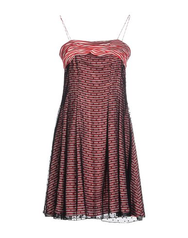 Короткое платье BEAYUKMUI 34614983IT