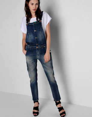 TRUSSARDI JEANS - Pant overall
