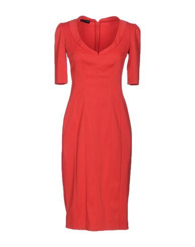 Платье до колена EMPORIO ARMANI 34616840PA