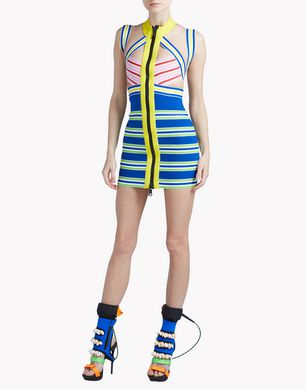 DSQUARED2 Short dress D S73CU0102STN626969 f