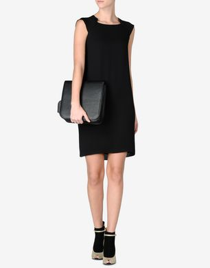 Maison Margiela Georgette sheath dress