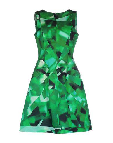 Платье до колена OSCAR DE LA RENTA 34617186OO