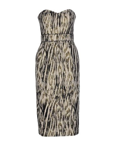 Платье до колена BADGLEY MISCHKA 34618422SI