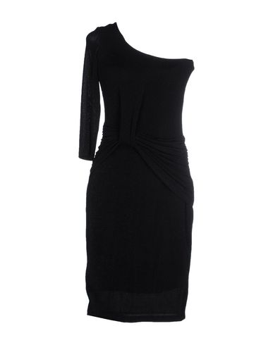 Короткое платье MORGAN DE TOI 34619808MS