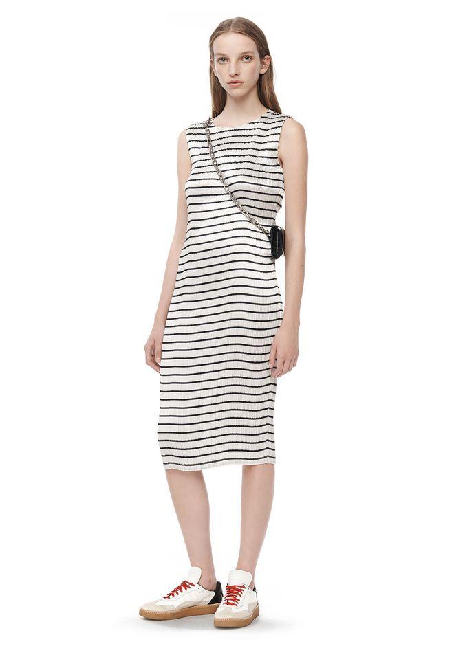 ALEXANDER WANG Long dresses Women FITTED SAILOR TANK DRESS