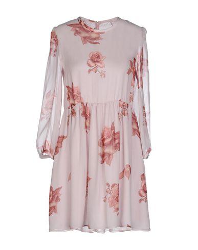 Короткое платье FRANCESCO SCOGNAMIGLIO 34620358QR