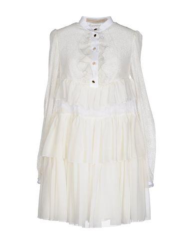 Короткое платье FRANCESCO SCOGNAMIGLIO 34620368UV