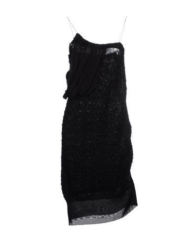 Платье до колена ALESSANDRO DELL'ACQUA 34621519JG