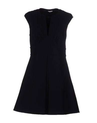 Короткое платье MIU MIU 34622539TQ