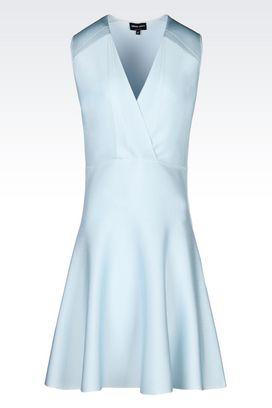 Armani Dresses Women silk dress