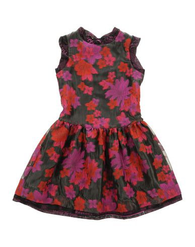 Платье JOHN GALLIANO KIDS 34624455ME