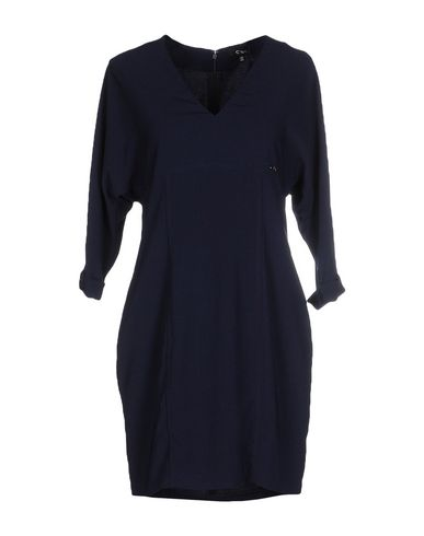 Короткое платье C'N'C' COSTUME NATIONAL 34627807KT