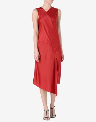 Maison Margiela Asymmetric midi dress